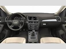 Medidas Audi Q5 2012, maletero e interior