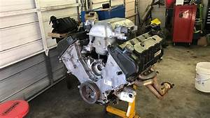 Getting The Engine Ready To Install Mark Viii Swap