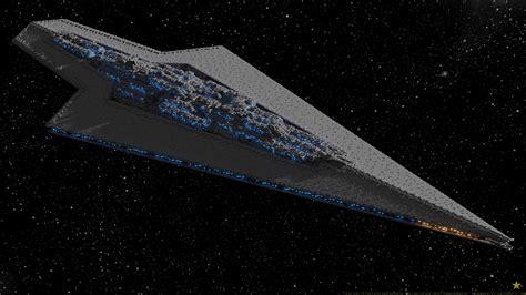 Star Wars Empire Strikes Back Wallpaper Artstation Lego Star Wars Executor El Presidente