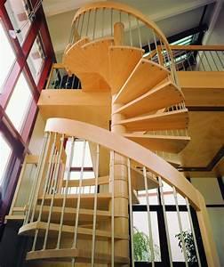 Escalier En Colimaçon : escaliers helicoidaux colimacon et escaliers courbes ~ Mglfilm.com Idées de Décoration