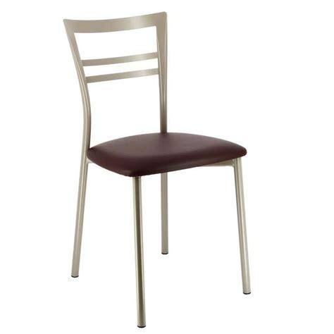 chaise de cuisine design chaise de cuisine design en métal go 4 pieds tables chaises et tabourets