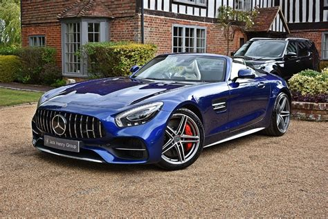 Mercedes amg gt petrol or mercedes amg gt petrol automatic. Used Brilliant Blue Mercedes AMG GT for Sale | Kent