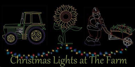 christmas light festival at the farm the farm at south