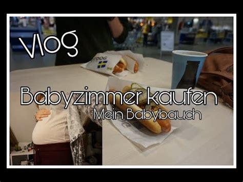 Vlog  Babyzimmer Kaufen  Ikea  Mein Babybauch Ssw 22
