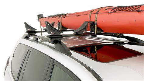 kayak roof racks rhino rack kayak canoe carrier autoaccessoriesgarage