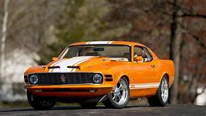1970 Ford Mustang Resto Mod | S184 | Indy 2016