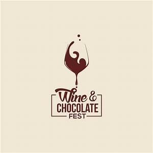 Designs | Wine & Chocolate Fest | Logo design contest ...