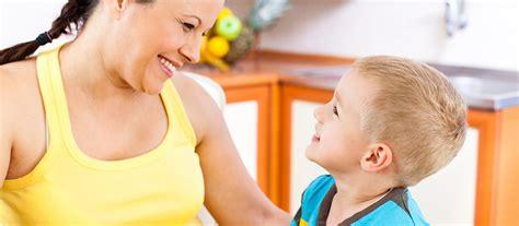 cuisiner avec des enfants établir une bonne communication avec mon enfant