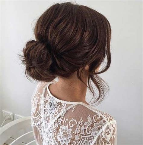 trendy hair bun styles 31 most beautiful updos for prom bun