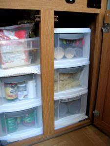 rv kitchen storage 17 best images about happy cer rv inside storage 2080