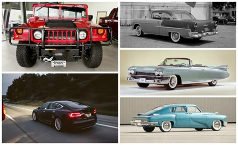 America's 17 Most-american Cars Made In America By