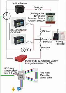 Garage Electrics Diagram