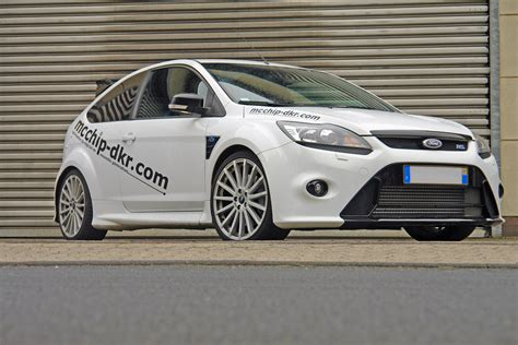 Tuned Focus Rs by 401 Hp Mcchip Dkr Tuned Ford Focus Rs Autoevolution