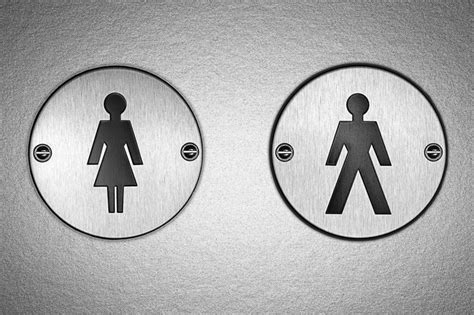 Gender Neutral Bathrooms Debate by 17 Best Ideas About Gender Neutral Bathroom Signs On