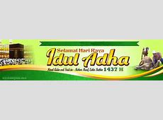 Contoh Banner Idul Adha 1437 H UNDANGANME