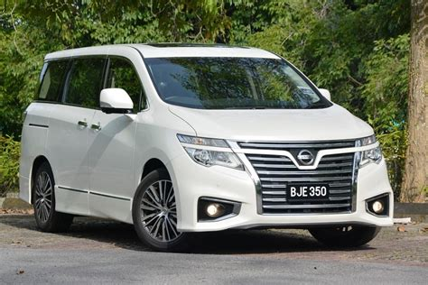 Review Nissan Elgrand nissan elgrand test drive review autoworld my