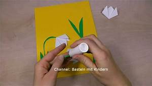 Basteln Mit Eierkartons Frühling : schneegl ckchen basteln basteln ostern fr hling ostergeschenke youtube ~ Frokenaadalensverden.com Haus und Dekorationen