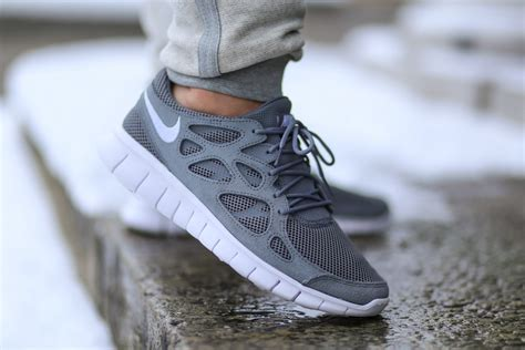free running 2 nike free run 2 quot cool grey quot another great colorway of the comfortable runner kicksonfire