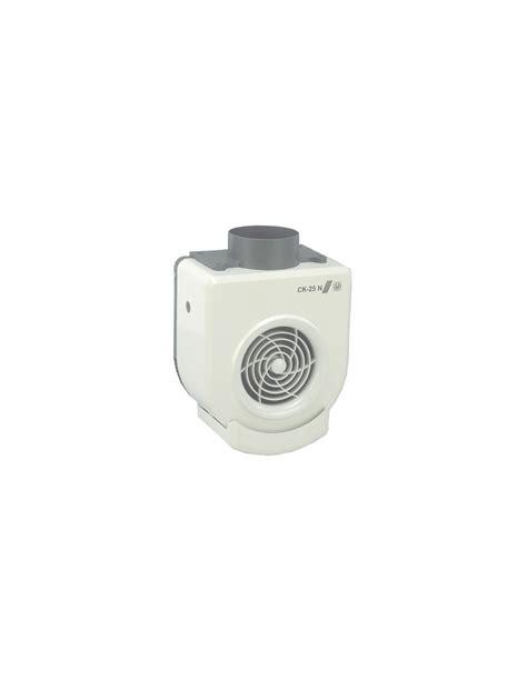 extracteur centrifuge de cuisine 250 m3 h ck 25 n