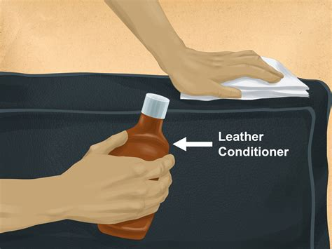 How To Remove Urine Stains From Upholstery by How To Remove A Urine Stain From A Leather 7 Steps