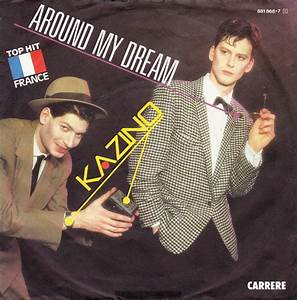 Kazino Around My Dream Vinyl at Discogs