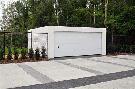 Prefabgarages Kantenklare Garages In Beton Betonal
