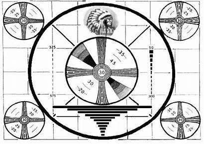 Test Pattern Tv Radio Card Indian Patterns