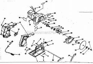 Craftsman 31510961 Parts List And Diagram   Ereplacementparts Com