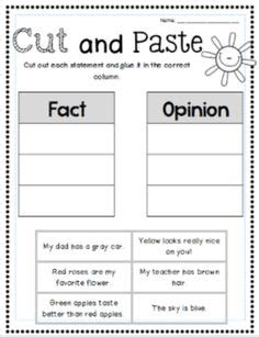1000 images about fact and opinion pinterest fact and opinion facts and earth day facts