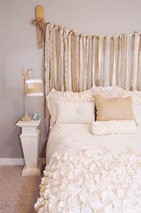 Shabby Chic Diy : 35 best shabby chic bedroom design and decor ideas for 2017 ~ Frokenaadalensverden.com Haus und Dekorationen