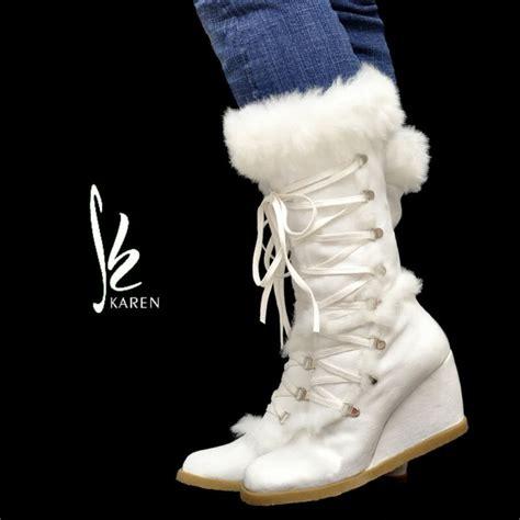 Wedding Winter Boots