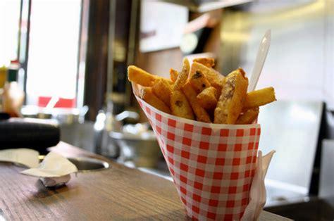tgi fry day belgian fries  pommes frites  eats