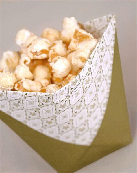 besten popcorntueten selber basteln bilder auf pinterest