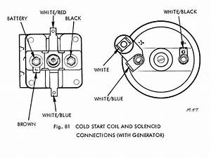 Starter Solenoid Wiring   Electrical    Instruments By