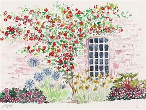 Plante Grimpante Pergola : plantes grimpantes rosiers grimpants clematite p pini re du penthi vre ~ Nature-et-papiers.com Idées de Décoration