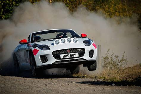 Jaguar F-type, A Máquina Certa Para… Ralis?