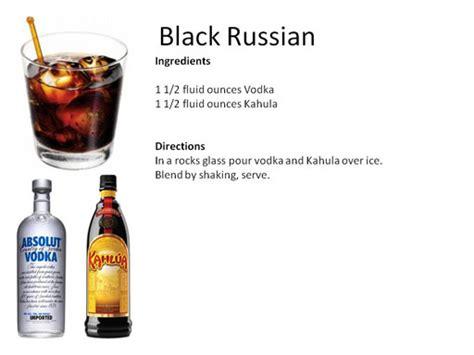 black russian halloween midnight mixologist