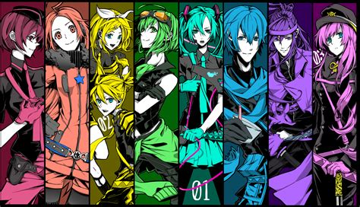 meiko vocaloid wallpaper zerochan anime image board