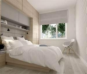 Moderne Wandleuchten Design : dressing pour petite chambre id es fonctionnelles modernes ~ Markanthonyermac.com Haus und Dekorationen