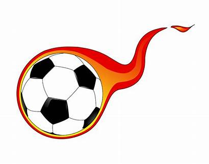 Soccer Ball Flaming Svg Commons Wikimedia Pixels