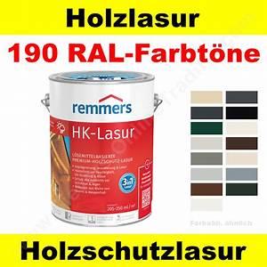 Remmers Hk Lasur 10 Liter : remmers hk lasur ral farbton 1000 2000 3000 holzschutzlasur ~ Watch28wear.com Haus und Dekorationen