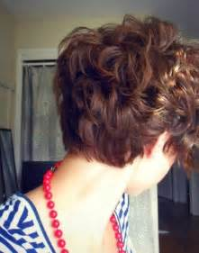 Cute Short Hairstyles for Curly Hair Girls
