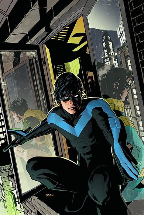 Nightwing Precinct1313