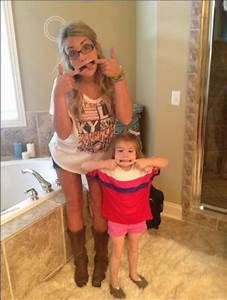 Jamie Lynn Spears and Maddie | Kylie Jenner and other ...