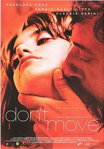 Don't Move movie posters at movie poster warehouse ...