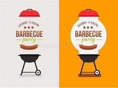 Barbecue Bbq Uitnodiging Invitation Churrasco Smoke Concept