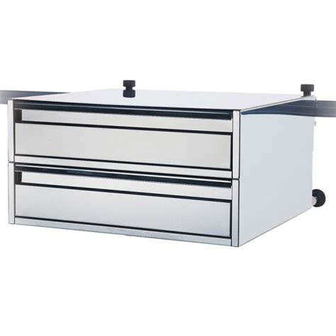 bloc tiroir cuisine bloc tiroir inox pour rail mural médical