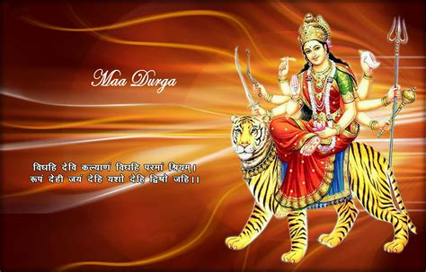 Maa Durga Animated Wallpaper For Desktop - size maa durga hd wallpaper photo gallery festival