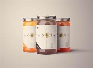 3d Coffee Shop Design Standard Glass Jar Mockups