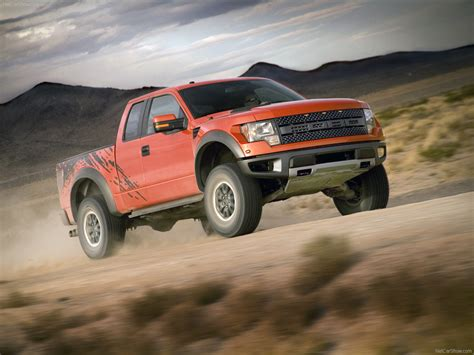 Ford F 150 Raptor Picture by Ford F 150 Svt Raptor R 2010 Pictures Information Specs
